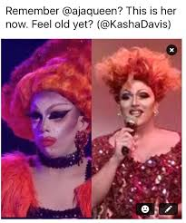 Drag Queen Meme - i know this meme is tired but kasha and i were giggling on the