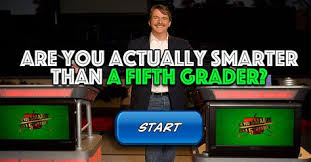 25 best are you smarter than a 5th grader images on pinterest
