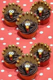 15 creative and easy to make thanksgiving cupcakes thanksgiving