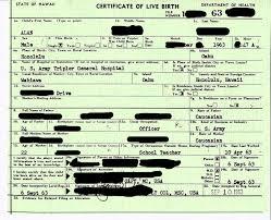 Birth Certificate Letter Sle Birth Certificate Sample Birth Certificate Template 02 15 Birth