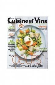 cuisine et vins cuisine et vins de avril mai 2018