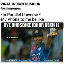 Ms Memes - top 10 funny memes about ms dhoni after abusing manish pandey