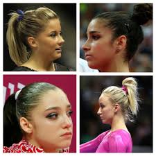 gymnastics picture hair style an everyday guide to spotting a gymnast in the wild