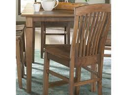 Amish Dining Room Furniture Daniel U0027s Amish Middleton Pub Height Table Belfort Furniture