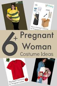 Cute Halloween Costumes Pregnant Women Creative Costumes Pregnant Women Meet Penny