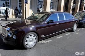 bentley phantom 2016 bentley mulsanne grand limousine 17 august 2016 autogespot