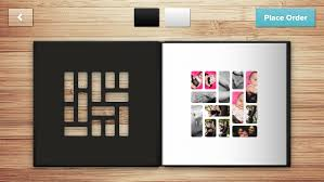 photography book layout ideas mosaic for iphone lets you build beautiful printed photo books