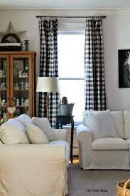 Black Check Curtains Living Room Black Tartan Curtains Cheap Tartan Curtains Crushed