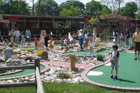adventure style miniature golf commercial recreation specialists