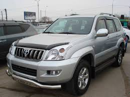 used toyota land cruiser 2008 2008 toyota land cruiser prado for sale 4 0 gasoline automatic