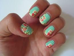 notd primark beauty ooh la la nail foils kelly amanda