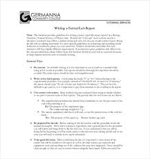 what is a report template lab report template template business