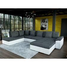 grand canapé d angle en tissu canapé panoramique smile