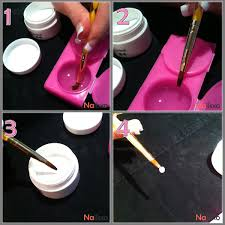 creating acrylic nails at home nailsxo