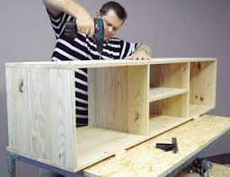 Wood Shelf Plans Do Yourself by Best 25 Diy Tv Stand Ideas On Pinterest Restoring Furniture