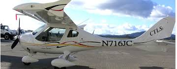 ct light sport aircraft ctls flight designs ctls light sport aircraft on display at the