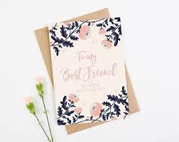 Wedding Day Card Wedding Day Card Etsy