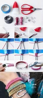 diy hand bracelet images Fishtail braid bracelet from i spy diy diy crafts jpg
