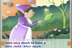 thumbelina storychimes android apps google play