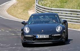 porsche turbo 911 porsche spied using mule to test next generation turbo 911