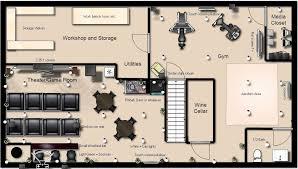 how to design a basement floor plan 19 fresh walkout basement floor plans dvprt info