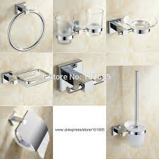 Bathroom Accessories Stores by High Quality Copper Bathroom Accessories Promotion Shop For High