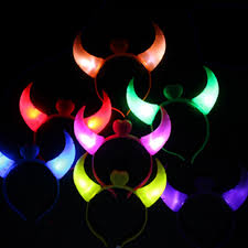 Halloween Light Up Costumes Compare Prices On Led Head Costume Online Shopping Buy Low Price