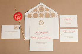 chicago wedding invitations monogrammed wedding invitations nico and lala