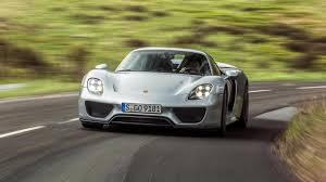 porsche 918 driving a porsche 918 spyder for the first time top gear
