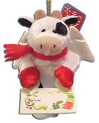 cuddly collectibles farm animal plush ornaments