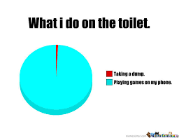 Meme Toilet - what i do on the toilet by imyath meme center