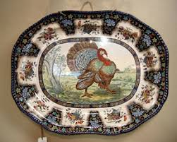 turkey platters thanksgiving copeland spode 23 blue turkey platter china patterns