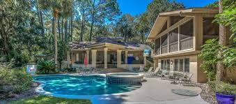 royal estate plus guest house home vacation rental in sea pines