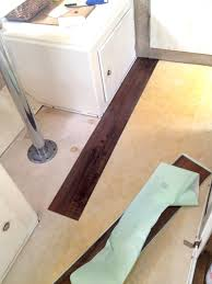 installing wood vinyl flooring in my casita travel trailer mrs