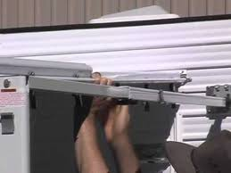 Awning Walls Wormald Canvas Rollout Awning Walls Instructions Youtube