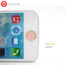 Iphone Home Button Decoration Buy New Arrival 1pcs Button Sticker For Iphone 4 Cute Little