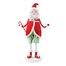 department 56 mrs claus sweet shoppe santa claus figurine 10 5