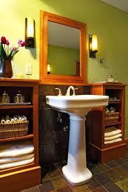 convert pedestal sink to vanity pedestal sink vs vanity from a floating vanity to a vessel sink