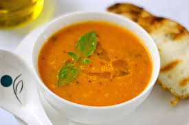 roasted tomato and pumpkin soup recipe by archana u0027s kitchen