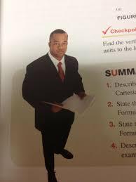 Successful Black Man Meme - successful black man was in my calculus book mildlyinteresting