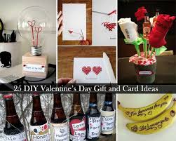 s day present 25 easy diy valentines day gift and card ideas amazing diy