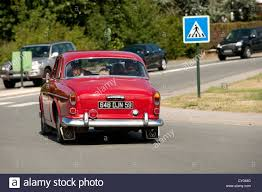 classic volvo old classic volvo car le choquel france europe stock photo