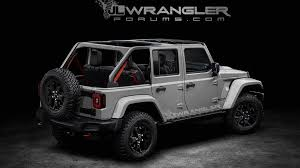picture of a jeep wrangler 2018 jeep wrangler and wrangler unlimited production and launch