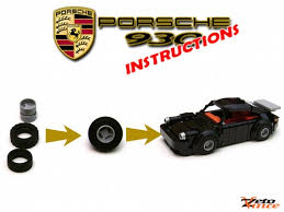 porsche instructions porsche 930 a creation by zeto vince mocpages com