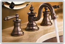Brushed Bronze Bathroom Fixtures Moen Fixture Finishes