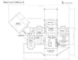 Timber Home Floor Plans Big Sky Log Home Plan By Precisioncraft Log U0026 Timber Homes