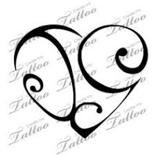 letter j with heart tattoo google search tattoos pinterest