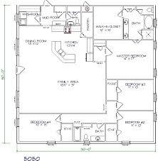 house planners barndominium floor plan 50x50 barndominium plans