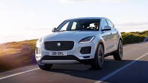 the jaguar e pace brings f type looks to the land of crossovers