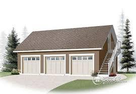 garage plan w3987 detail from drummondhouseplans com